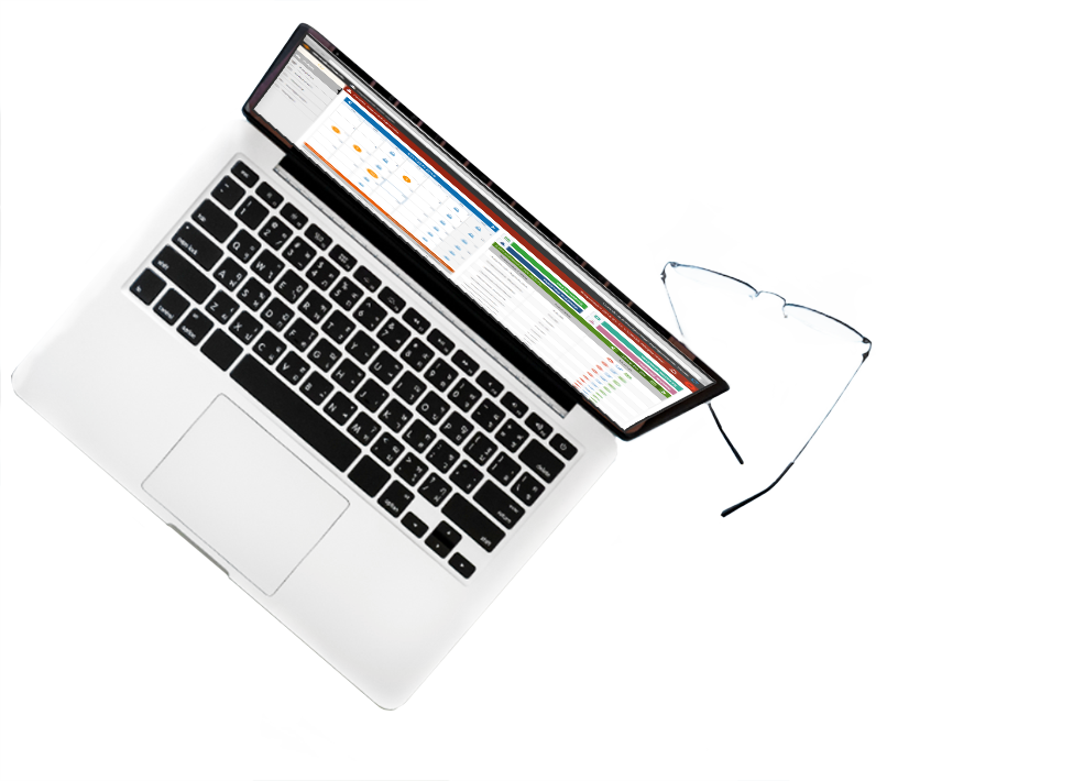 Grafika - laptop